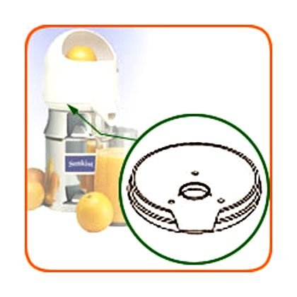 Sunkist® 10 Plastic Bowl Support For Commercial Juicer