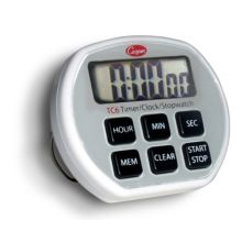 Cooper-Atkins® TC6-0-8 Electronic Timer / Clock / Stopwatch