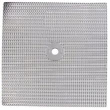 "Permafil 317500CENTER 13.25 x 13.25"" Baffle Insert W/ 7/8"" Center Hole"