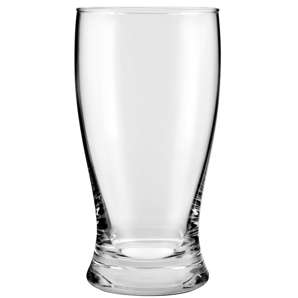 Anchor Hocking® 93011 Barbary Pilsner 16 oz Beer Glass - 24 / CS