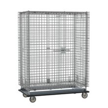 "Metro® SEC55LC Heavy-Duty 28-1/16"" x 50-1/2"" Mobile Storage Unit"