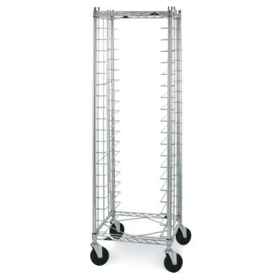Metro® RE3 End-Loading Wire Bun Pan Rack With 3