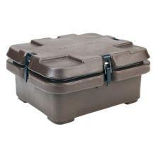 Cambro 240MPC131 Dark Brown Single Half Size Food Pan Camcarrier®