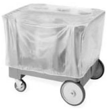 Cambro 14311 Vinyl Dust Cover for DC1125 & DC1225 Dish Caddies