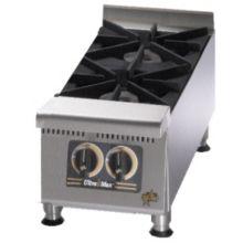"""Star® 802HA Ultra-Max® 12"""" Standard Gas Hot Plate"""