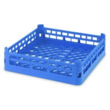 Vollrath® 5269670 Full Size Royal Blue Extended Open Rack