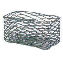 FOH® TBB018PTI22 Patina Wireware™ Rectangle Basket - 6 / CS