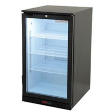 Beverage-Air CT96-1-B-LED Refrigerated Beverage and Food Display