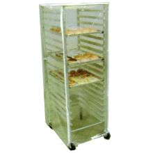 Curtron Products SUPRO-14-EC Protecto® Clear Economy Rack Cover