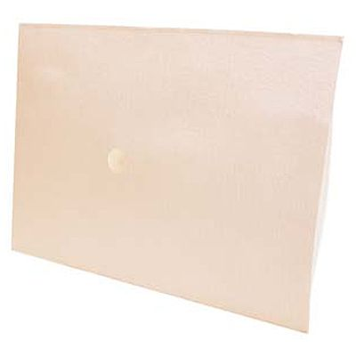 Disco® D1223E3 12.25 x 23 Anets Fryer Filter Envelope - 100 / BX
