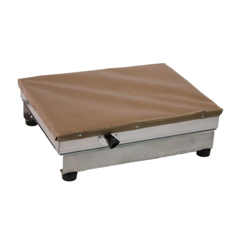 "Heat Seal TT912 9"" x 12"" Table Top Hot Plate"