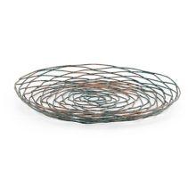 "FOH® BPT029PTI22 Patina Wireware™ 12"" Plate"
