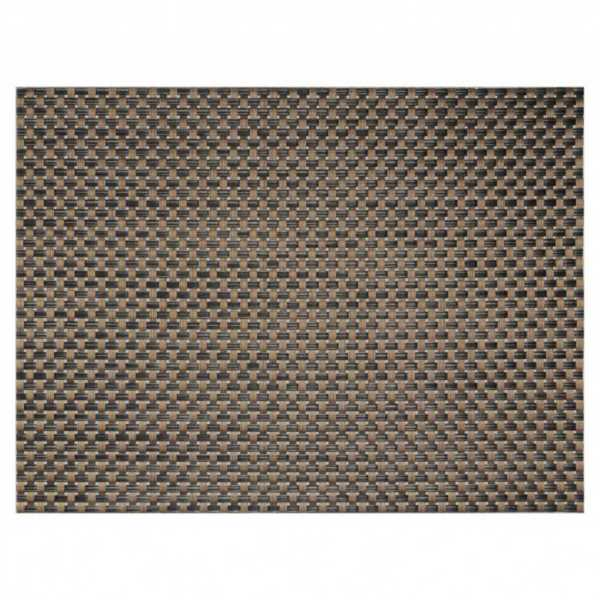 FOH 16 Inch Copper Basketweave Placemat