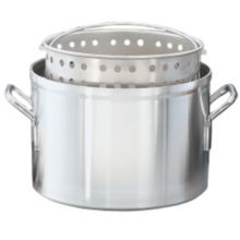 Vollrath 68270 Wear-Ever® 40 Quart Aluminum Boiler / Fryer Set