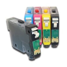 Kopykake T0695SET 4-Color Edible Ink Cartridge Set for Epson Printers