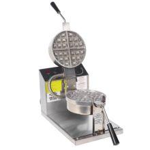 Gold Medal® 5021 Standard Round Belgian Waffle Baker