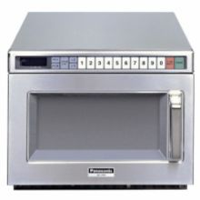 Panasonic NE-12521 Compact 1200 Watt Commercial Microwave Oven