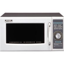 Sharp R-21LCF Medium-Duty 1000W Commercial Microwave