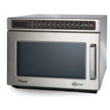 Amana® Commercial HDC12A2 Heavy Volume 1200 Watt Microwave Oven