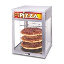 APW Wyott HDC-4 Countertop 120V Heated Hot Food Display Case