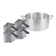 Vollrath® 68127 Wear-Ever® Complete Pasta Cooker Set
