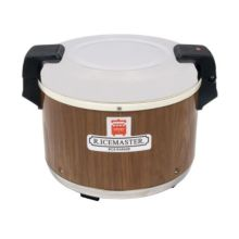 Town 56918 23 Qt. RiceMaster Woodgrain Electric Rice Warmer