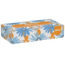 Kimberly Clark 21400 Kleenex® White 2-Ply Facial Tissue - 36 / CS