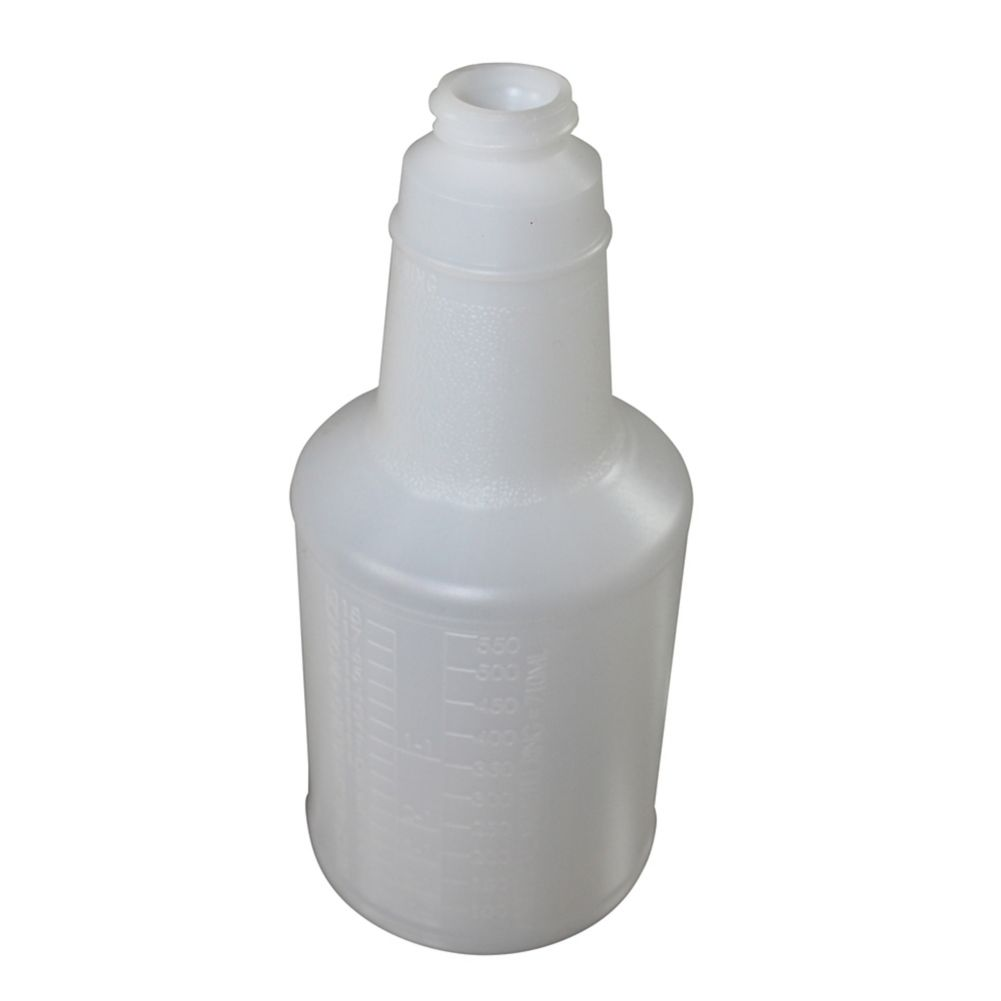 Impact® 24 Oz. Plastic Bottle with Graduations