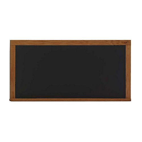 "Marsh Chalkboard WS.SPCL24X36 Black Double Sided 24"" x 36"" Chalkboard"