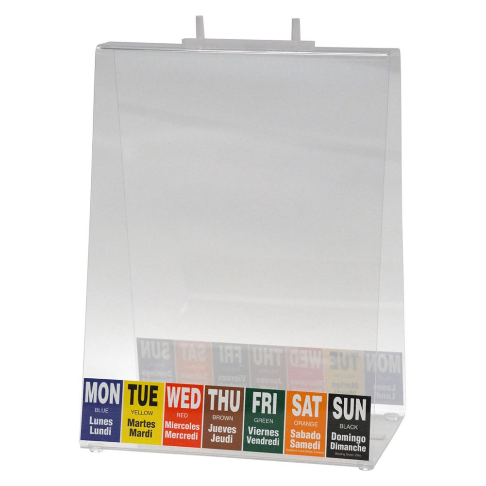 DayMark 110174 Acrylic Portion Bag Dispenser