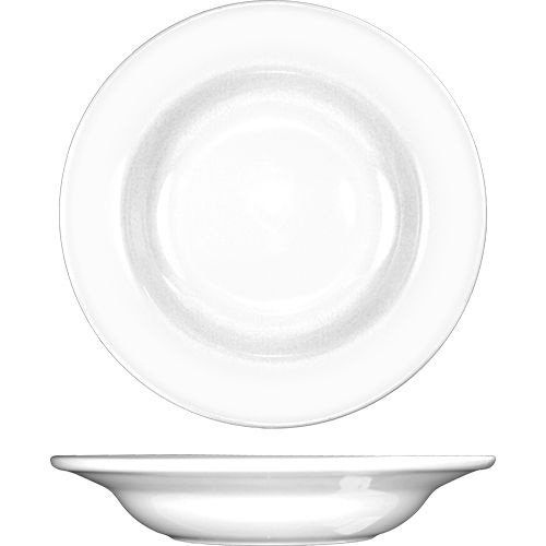International Tableware DO-3 White 13 Oz Soup Bowl - 36 / CS