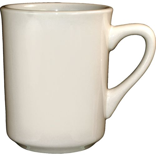 International Tableware 87241-01 8.5 Oz Toledo Mug - 36 / CS