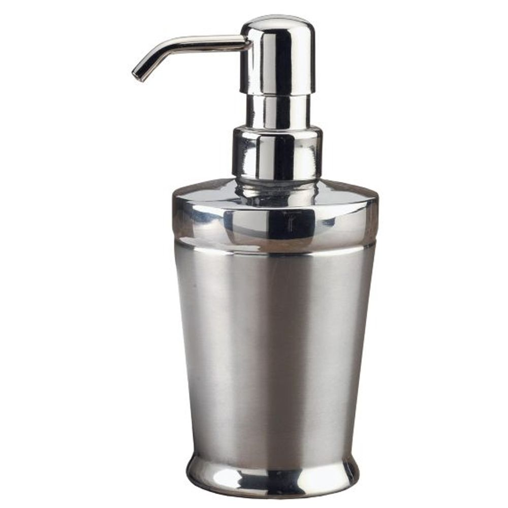 S/S 12 oz Liquid Soap Dispenser