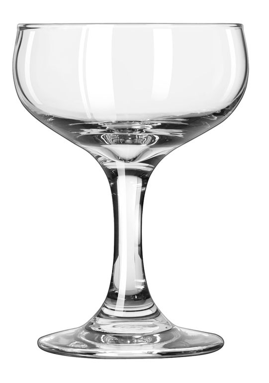 Libbey® 3773 Embassy® 5.5 Ounce Champagne Glass - 36 / CS