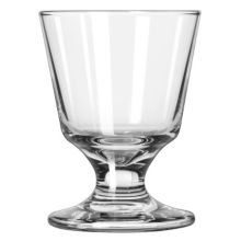 Libbey® 3746 Embassy® 5.5 Ounce Footed Rocks Glass - 24 / CS