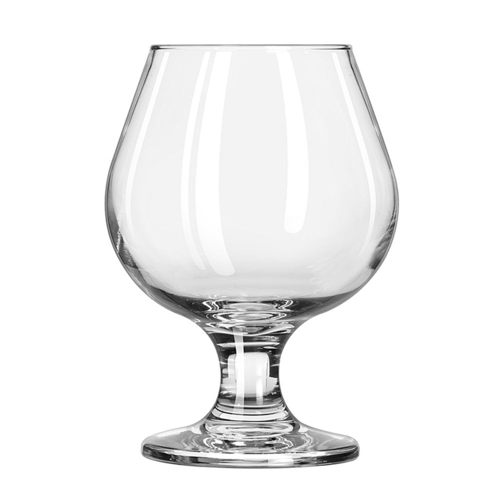 Libbey® 3704 Embassy® 9.25 Ounce Brandy Glass - 24 / CS