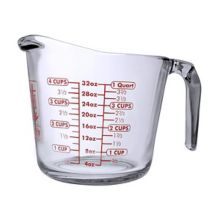 Anchor Hocking® 55178OL13 Glass 32 oz Measuring Cup