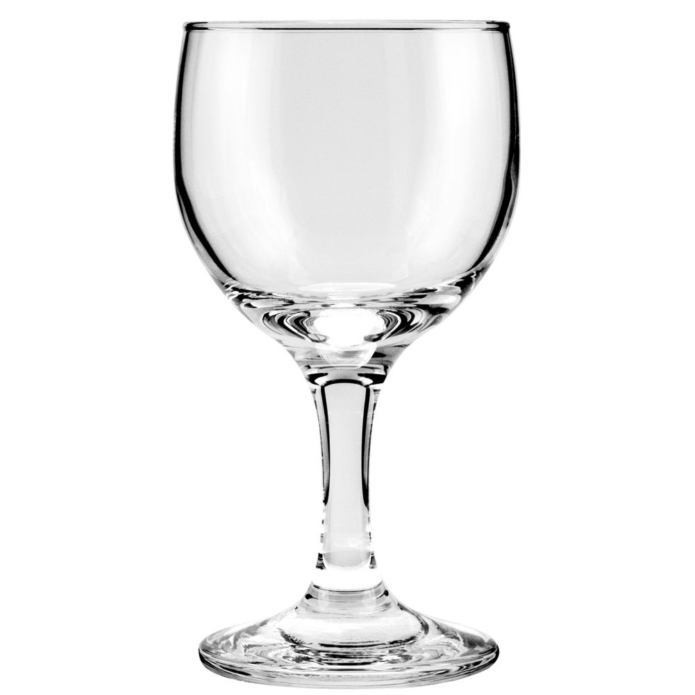 Anchor Hocking 2928M Excellency 8.5 Oz. Footed Wine Glass - 36 / CS