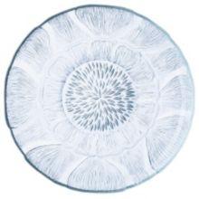 "Arcoroc 66801 Fleur 5½"" Glass Plate - 24 / CS"