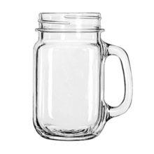 Libbey® 97084 Glass 16.5 Ounce Drinking Jar - 12 / CS