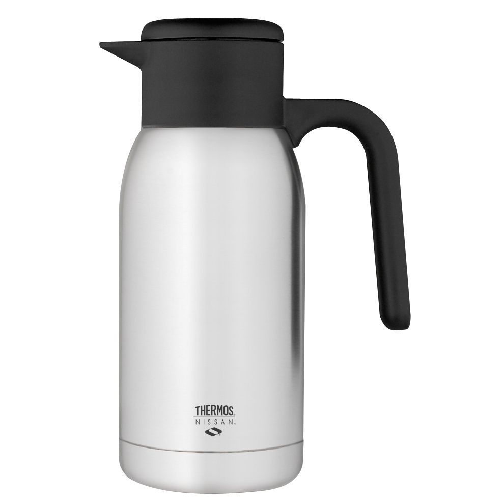 Thermos® TGM10SC Stainless Steel 34 Oz. Vacuum Insulated Carafe