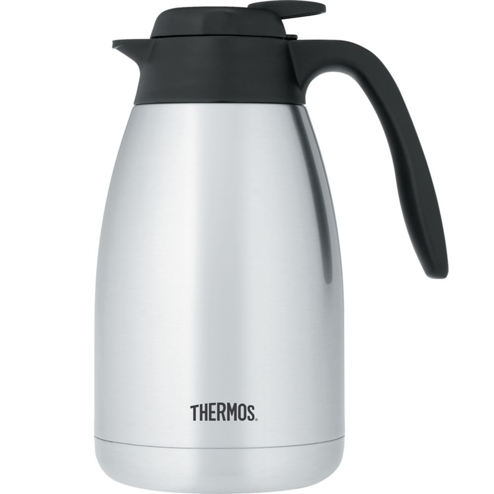 Thermos® TGS15SC Stainless 50 Oz. Vacuum Insulated Tabletop Carafe