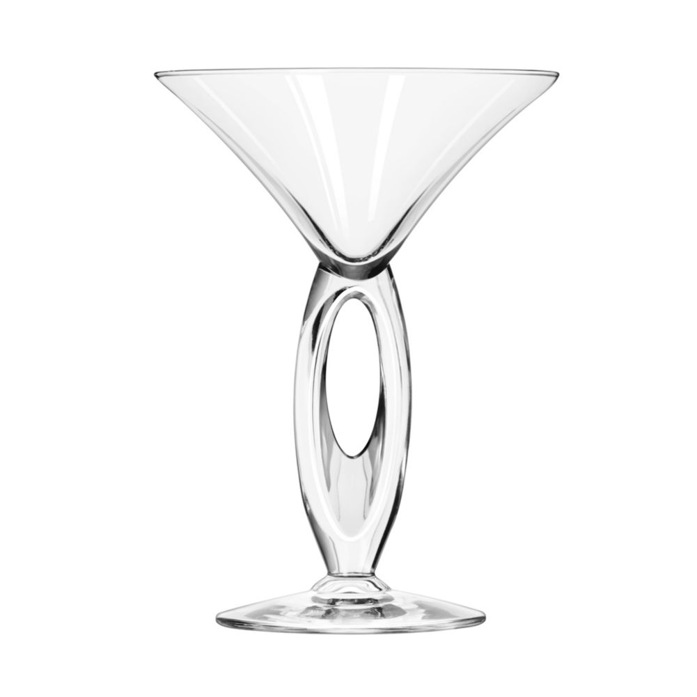 Libbey® 8883 Omega® 6.75 Ounce Martini Glass - 12 / CS