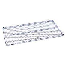 "Metro® 1436NC Super Erecta® 14 x 36"" Chrome Wire Shelf"