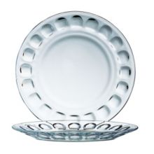 "Arcoroc 1141 Roc 9-1/8"" Dinner Plate - 36 / CS"