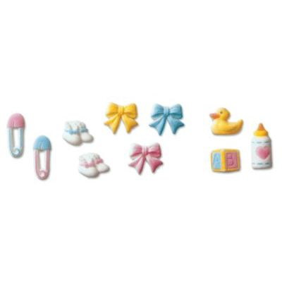Lucks™ 32804 Dec-Ons® Deluxe Baby Assortment - 144 / BX