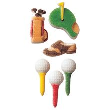 Lucks™ 32805 Dec-Ons® Golf Assortment - 160 / BX
