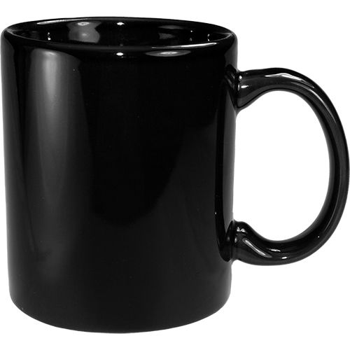 International Tableware 87168-05 Cancun Black 11 Oz Mug - 36 / CS