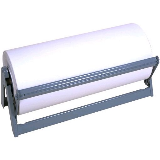 "Bulman Products A500-15 15"" Horizontal Paper Dispenser / Cutter"