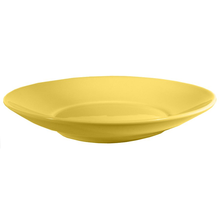 Homer Laughlin 80320 Fiesta® Sunflower 48 Oz. Options Bowl - Dozen